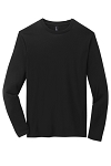 Sycamore Theatre-District ® Long Sleeve Tee in Black
