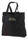 Convention Tote in Black-Port Authority®-The Reading direction