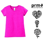 Girls Very Important Tee ® by District ®-PRM