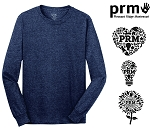 Youth Long Sleeve Tee by Port & Company-PRM