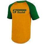 Youth & Adult Augusta Wicking Short Sleeve Baseball Jersey