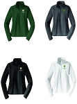 Sycamore Synnovation Lab-  Sport-Tek® Ladies Sport-Wick® Stretch 1/2-Zip Pullover