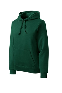 Pullover Hooded Sweatshirt Sport-Tek® in Forest-SEA