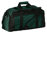 Gym Bag in Forest by Port Authority® - SJH Cross Country