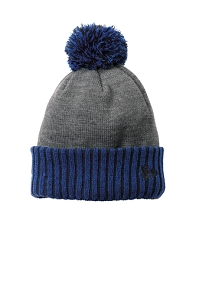 New Era ® Colorblock Cuffed Beanie in Grey/Royal-Mariemont Baseball