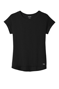 Ladies Luuma Cuffed Short Sleeve by OGIO ®-SEA