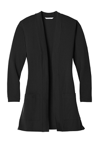 Long Pocket Cardigan by Port Authority-SEA