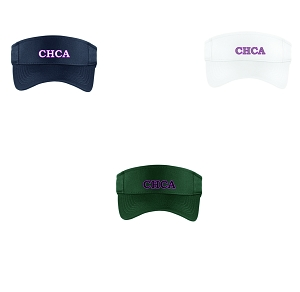 CHCA SOFTBALL-Sport-Tek® Dry Zone® Colorblock Visor