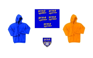 PRM Athletics- Port & Company® -Pullover Hooded Sweatshirt-Youth & Adult