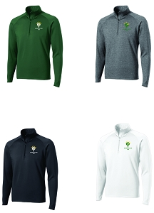 Sycamore Synnovation Lab- Sport-Tek® Sport-Wick® Stretch 1/2-Zip Pullover