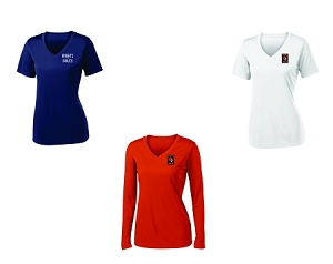 Knights of the Bailey-Women's Sport-Tek® PosiCharge® Competitor™ Tee