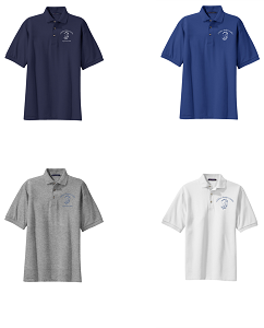Unisex Cotton Pique Polo by Port Authority®-Childress Rodgers Stables