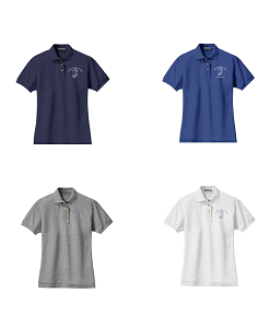 Ladies Cotton Polo by Port Authority®-Childress Rodgers Stables