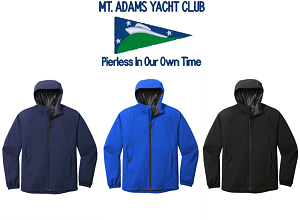 Essential Rain Jacket by Port Authority ® -Mt. Adams Yacht Club