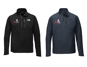 Skyline 1/2-Zip Fleece by The North Face ® -IntentCity Athletics
