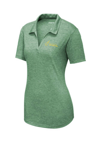 Women's Tri-Blend Wicking Polo by Sport-Tek -SHS Orchestra