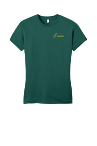 Women's Fitted Very Important Tee ® in Forest-SHS Orchestra