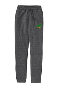 Core Fleece Jogger in Dark Grey Heather by Port & Company® (Adult & Youth) -SJHS Tennis