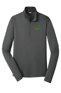 SJHS Tennis-Sport-Tek® PosiCharge® Competitor™ 1/4-Zip Pullover in Iron Grey-Adult & Youth