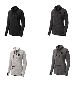 Ladies Triumph Cowl Neck Pullover by Sport-Tek ®-St. James