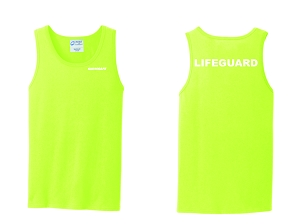 SwimSafe-Port & Company Unisex Tank