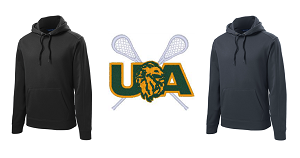 Repel Fleece Hooded Pullover by Sport-Tek®-Ursuline Lacrosse