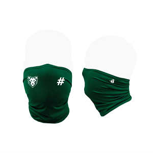 Performance Gaitor in Forest Green by Badger- Ursuline Lacrosse