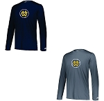 WH Baseball-Russell Dri-Power Core Performance Long Sleeve Tee