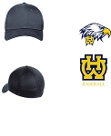 Walnut Hills Baseball-New Era® - Stretch Mesh Cap