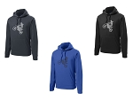 WOMO- Repel Fleece Hooded Pullover