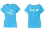 WOMO-District ® Women's Perfect Tri ® Tee